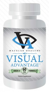 For Macular Degeneration: Macular Health's Visual Advantage™ AREDS 2 formula