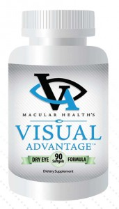 For Dry Eyes: Macular Health's Visual Advantage™ Dry Eye Formula