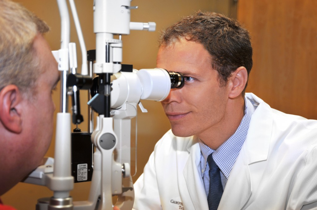 Thorough Care: Eye Examination