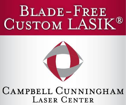 Blade-Free Custom LASIK® AT Campbell Cunningham Laser Center