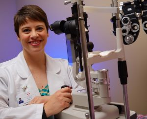 Dr. Joy Stone, Optometrist at EyeCare Optical in Fountain City.